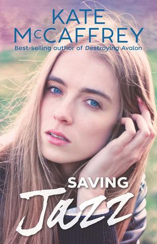 Saving Jazz cover